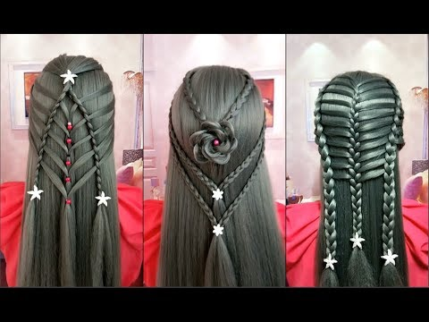 1534585998 hqdefault - Kênh Phun Điêu - 30 Amazing Hair Transformations | Beautiful Hairstyles Tutorials | Best Hairstyles for Girls Part 2 | Amazing Hairstyles
