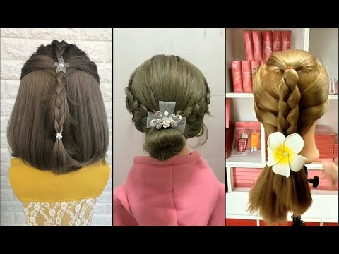 1534771557 hqdefault - Kênh Phun Điêu - Top 30 Amazing Hairstyles for Short Hair 🌺 Best Hairstyles for Girls Part 5 | Amazing Hairstyles