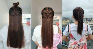 1535035852 hqdefault 310x165 - Kênh Phun Điêu - 28 Amazing Hair Transformation | Beautiful Hairstyles Tutorial | Best Hairstyles for Girls | Part 6 | Amazing Hairstyles