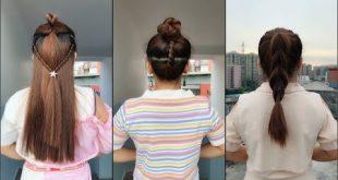 1535084439 hqdefault 310x165 - Kênh Phun Điêu - 10 kiểu tóc đẹp dễ làm trong 2 phút cho chị em khi đi làm  - đi chơi P1 | Tóc Đẹp Mỗi Ngày