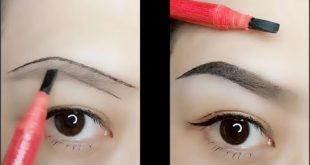 1535118460 hqdefault 310x165 - Kênh Phun Điêu - Hướng dẫn kẻ chân mày | Eyebrow Tutorial | Easy Eyebrow Tutorial Ror Beginners | Part 6 | Amazing Hairstyles