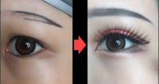 1535562188 hqdefault 310x165 - Kênh Phun Điêu - Hướng dẫn kẻ mắt và kẻ chân mày | Easy Eyeliner and Eyebrow  Tutorial For Beginners | Amazing Hairstyles